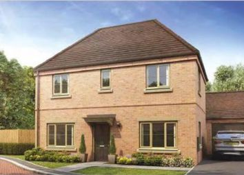 Thumbnail 3 bed semi-detached house for sale in Wheldon Road, Fryston, Castleford