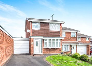 Thumbnail 3 bed detached house to rent in Manor Rise, Arleston, Telford