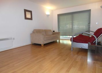 Thumbnail 1 bedroom flat to rent in Western Gateway, Royal Victoria, London