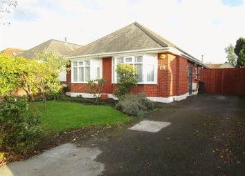 Thumbnail 3 bed detached bungalow for sale in Littlecroft Avenue, Bournemouth