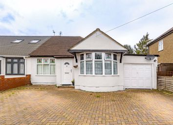 Thumbnail 4 bed bungalow for sale in Cheyne Avenue, Whitton, Twickenham