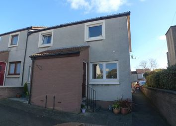 Thumbnail 2 bed end terrace house for sale in North Overgate, Kinghorn, Burntisland