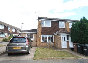 Thumbnail Property to rent in Telscombe Way, Luton
