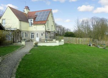 Thumbnail 3 bedroom semi-detached house to rent in Dairy Road, Wroughton, Wiltshire