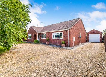 Thumbnail 3 bed detached bungalow for sale in Delph Road, Long Sutton, Spalding
