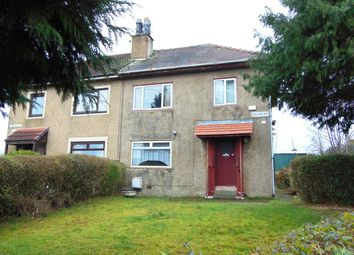 Thumbnail 3 bedroom semi-detached house for sale in Hillend Road, Glasgow