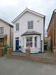 Thumbnail 3 bedroom detached house for sale in Oakdale Road, Weybridge