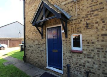 Thumbnail 1 bed end terrace house for sale in Harrowby Gardens, Northfleet, Gravesend, Kent