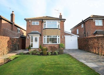 Thumbnail 3 bed detached house for sale in 47 Buckingham Road, Wilmslow