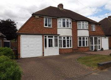 Thumbnail 3 bed semi-detached house for sale in Marlborough Road, Castle Bromwich, Birmingham, West Midlands