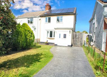 Thumbnail 4 bed semi-detached house for sale in Buxtons Cottage, Salmons Corner, Coggeshall, Colchester