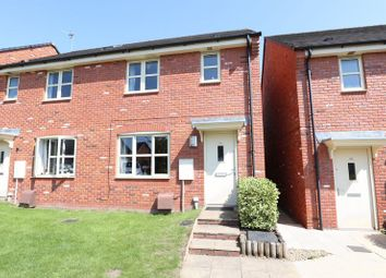 3 bed semi-detached house for sale in Meadowfield Crescent, Astbury, Congleton CW12