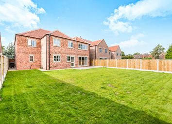 Thumbnail 6 bed detached house for sale in Main Street, Hatfield Woodhouse, Doncaster