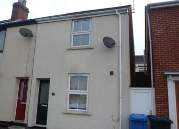 Thumbnail 2 bed end terrace house to rent in Factory Street, Lowestoft