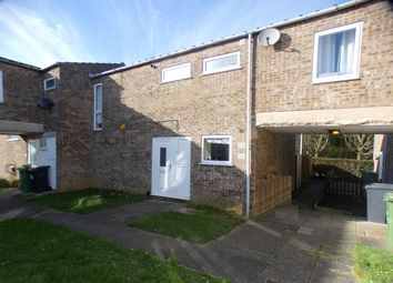 Thumbnail 3 bed end terrace house for sale in Willonholt, Peterborough