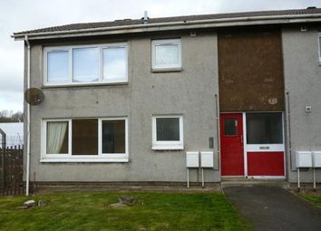 Thumbnail 1 bedroom flat to rent in Ballantrae Road, Blantyre, Glasgow