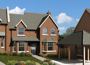 Thumbnail 3 bed semi-detached house for sale in Station Hill, Ropley, Hampshire