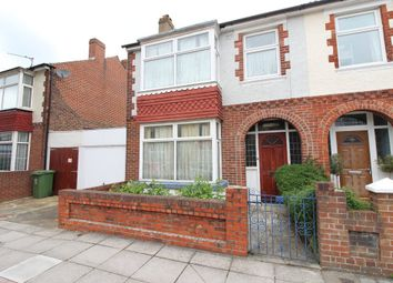 Thumbnail 3 bedroom semi-detached house for sale in Merrivale Road, Portsmouth