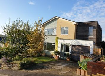 Thumbnail 4 bed detached house for sale in Upper East Hayes, Bath