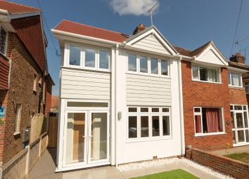 The Vale, Broadstairs CT10. 4 bed semi-detached house for sale