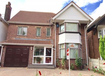 Thumbnail 4 bed detached house for sale in Wadhurst Road, Edgbaston, Birmingham