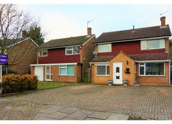 Thumbnail 4 bed detached house for sale in Cumberland Close, Northampton