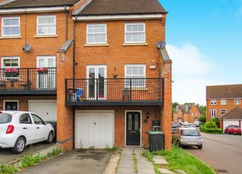 Thumbnail 4 bed town house for sale in Blackwell Close, Higham Ferrers, Rushden