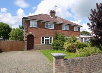Thumbnail 3 bed semi-detached house for sale in Wickenden Road, Sevenoaks