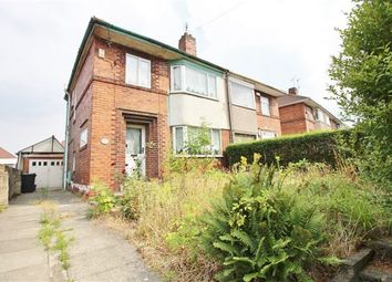 Thumbnail 3 bed semi-detached house for sale in Brinsworth Road, Brinsworth, Rotherham