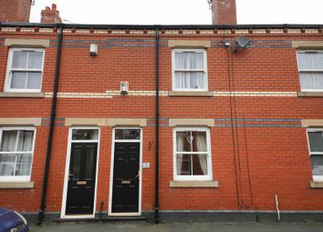 Thumbnail 2 bed terraced house for sale in Land Street, Springfield, Wigan