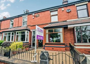 Thumbnail 3 bed terraced house for sale in Bolton Road, Bury