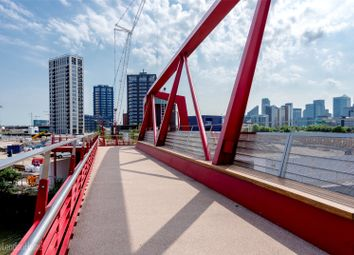 Thumbnail 2 bed flat for sale in Caledonia Building, London City Island, Canning Town, London