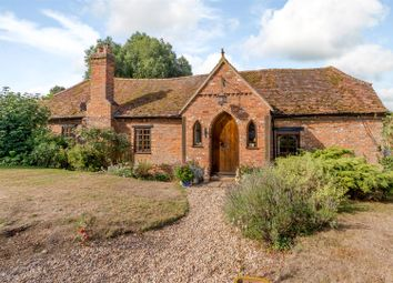 Thumbnail 5 bed barn conversion for sale in Thornborough Road, Padbury, Buckingham, Buckinghamshire