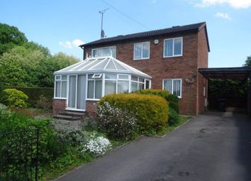 Thumbnail 4 bed detached house for sale in The Oaks, Bilson, Cinderford