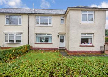 Thumbnail 2 bed flat for sale in Maple Drive, Clydebank