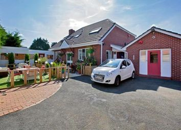 Thumbnail 4 bed detached house for sale in Trelawney Road, Peverell, Plymouth