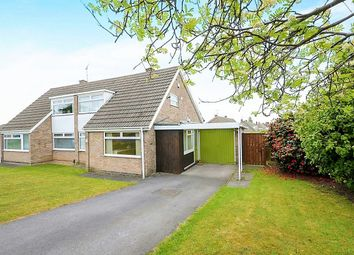 Thumbnail 2 bed bungalow for sale in The Paddock, York