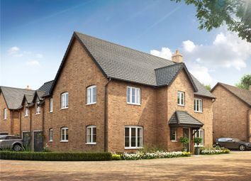 Thumbnail 5 bed country house for sale in Church View, Armscote Road, Newbold On Stour, Warwickshire