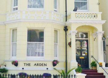Thumbnail Hotel/guest house for sale in 17 Burlington Place, Eastbourne