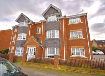 Thumbnail 2 bed flat for sale in Russell Street, Kettering