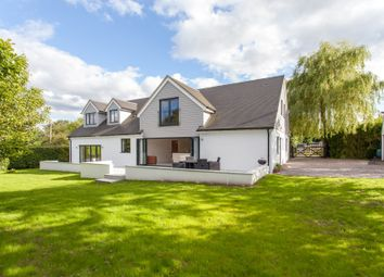 Thumbnail 5 bedroom detached house for sale in Park Wall Lane, Upper Basildon