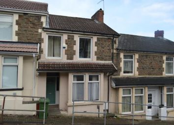 Thumbnail 4 bedroom terraced house to rent in St. Michaels Avenue, Treforest, Pontypridd
