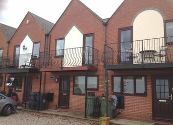 Thumbnail 2 bed town house to rent in Lansdowne Mews, Lansdowne Road, Worcester