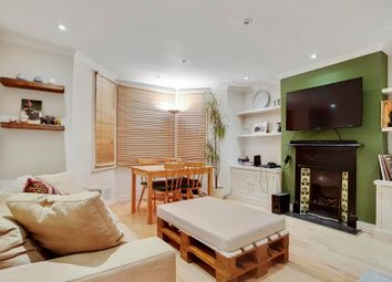Thumbnail 2 bed flat to rent in Shelgate Road, Clapham