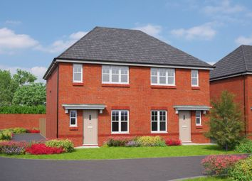 Thumbnail 3 bedroom semi-detached house for sale in Cromwell Road, Cheshire