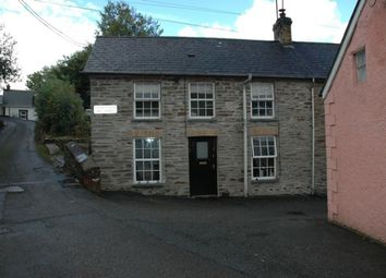 Thumbnail 2 bed cottage to rent in Mill Street, Aberarad, Newcastle Emlyn
