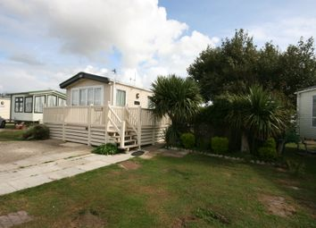 Thumbnail 2 bed mobile/park home for sale in Teal Lane, Selsey