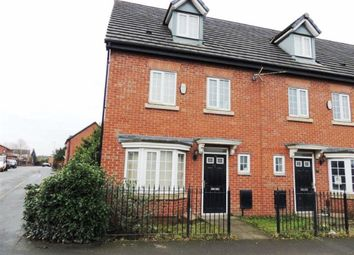 Thumbnail 4 bedroom town house for sale in Ogden Street, Openshaw, Manchester