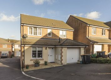 Thumbnail 3 bed detached house for sale in Priory Gardens, Langstone, Newport