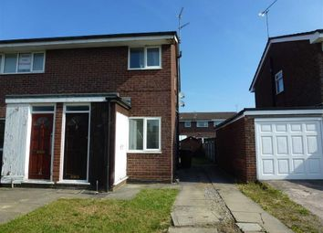Thumbnail 2 bed flat for sale in Kempton Grove, Cheadle, Stoke-On-Trent